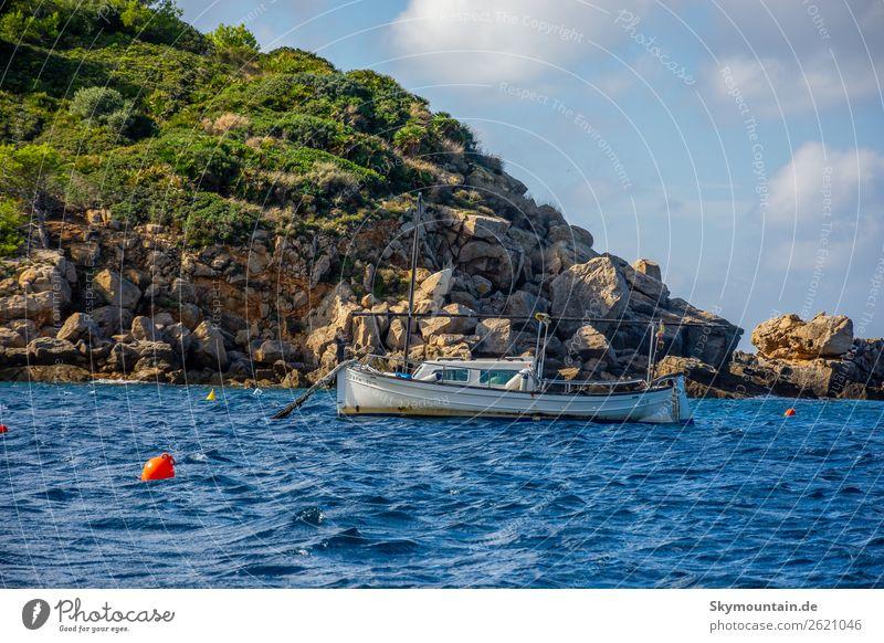 Verankert im Leben, wie ein Boot im Hafen Ferien & Urlaub & Reisen Sommer Sonne Freude Ferne Tourismus Freiheit Freundschaft Ausflug Freizeit & Hobby Abenteuer
