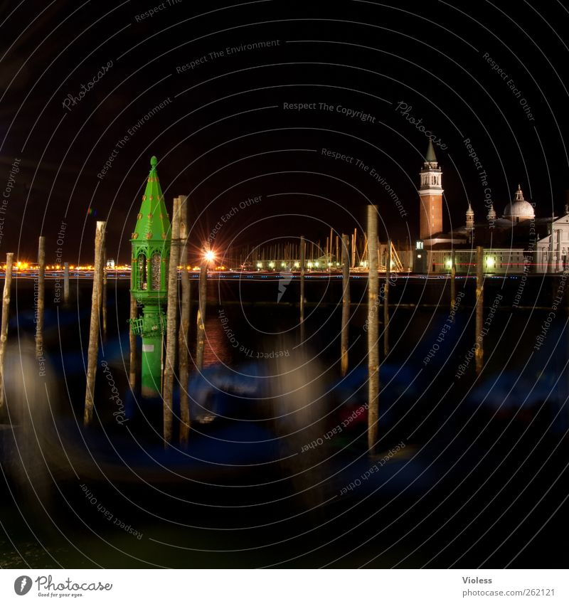one night in ...... Gefühle Architektur Gebäude Schwimmen & Baden Turm Romantik Bauwerk Hafen Denkmal Verkehrswege Wahrzeichen Sehenswürdigkeit Venedig
