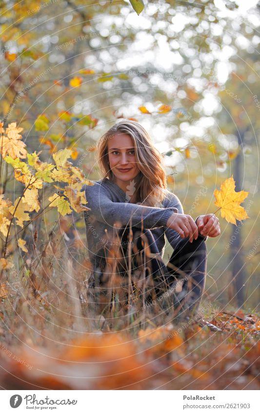 #A# AhornGelb 1 Mensch ästhetisch Herbst herbstlich Herbstlaub Herbstfärbung Herbstbeginn Herbstwald Herbstwetter Herbstlandschaft Herbstwind Mode Model