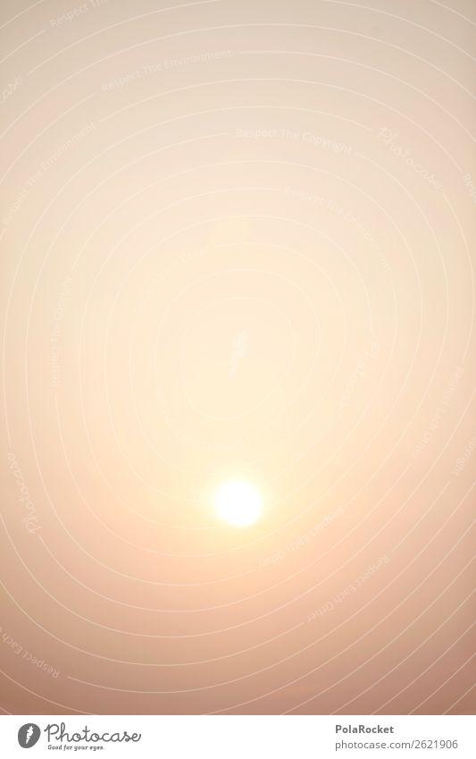 #A# Sunny Days Umwelt Natur ästhetisch Sonne Sonnenuntergang Sonnenlicht Idylle Smog Naher und Mittlerer Osten Fuerteventura Farbfoto Gedeckte Farben