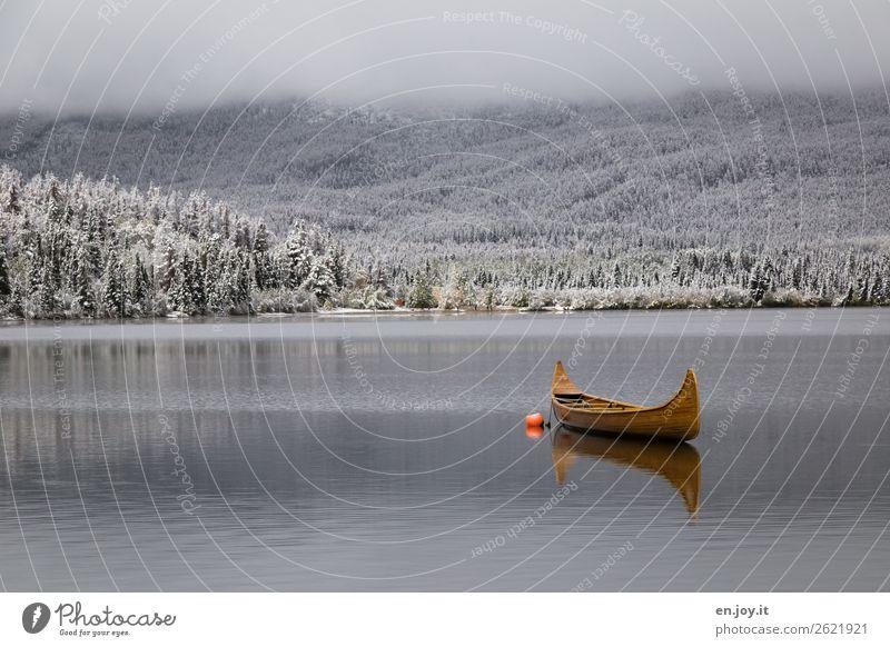 Schlafplatz Freizeit & Hobby Ferien & Urlaub & Reisen Ausflug Abenteuer Winter Schnee Winterurlaub Berge u. Gebirge Natur Landschaft Sonnenlicht Klima Nebel Eis