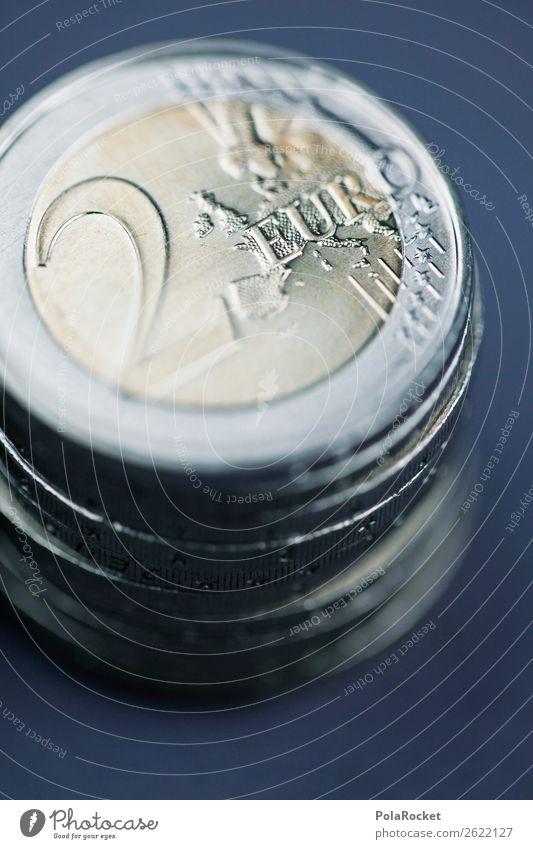 #A# Zweier Kunst ästhetisch Euro 2 Geld Geldinstitut Geldmünzen Geldgeschenk Geldkapital Münzenberg Stapel viele Taschengeld sparen Rendite Kapitalwirtschaft