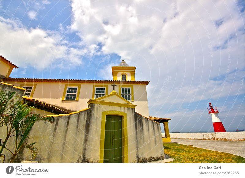 Salvador da Bahia Himmel Stadt Ferien & Urlaub & Reisen Sonne Sommer Haus Ferne Architektur Freiheit Glück Kunst Abenteuer Tourismus Lifestyle Warmherzigkeit