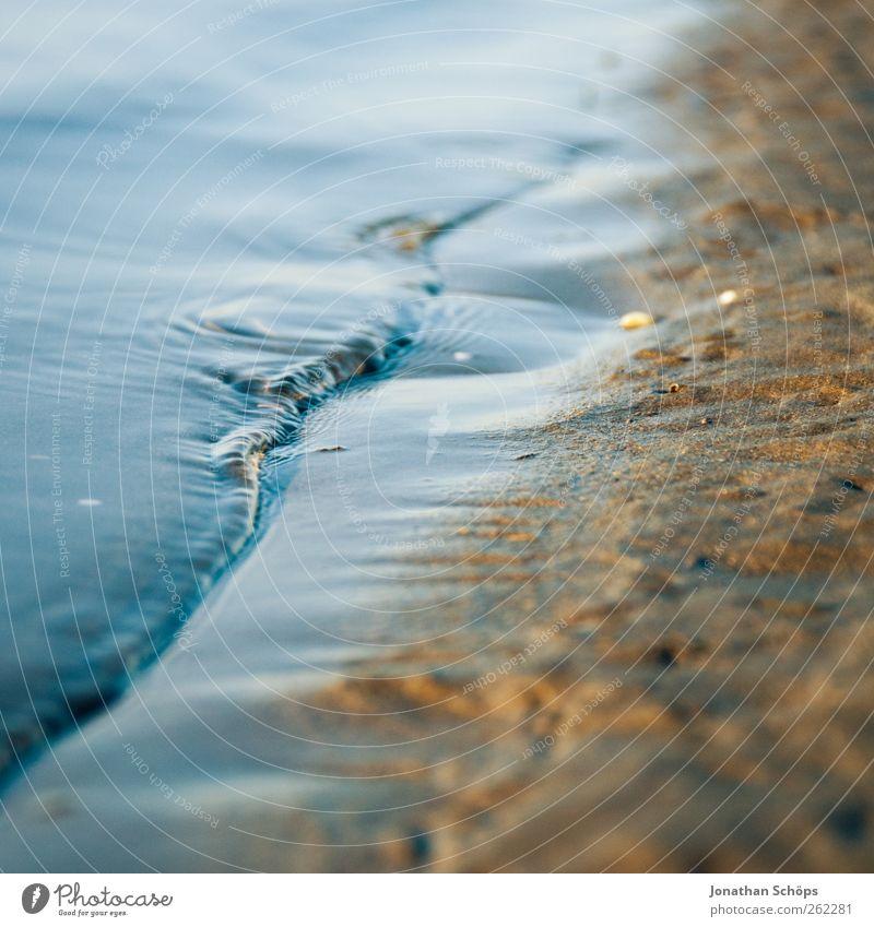 seichter Wellengang Natur Wasser Ferien & Urlaub & Reisen Sommer Meer Strand Ferne Freiheit Sand Küste Ausflug ästhetisch Insel Wellness Seeufer