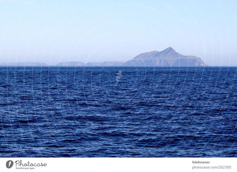 Anacapa Insel Ferien & Urlaub & Reisen Meer Natur Himmel Nebel Park Felsen Küste Wasserfahrzeug Einsamkeit Anakapa Kalifornien Ventura Landkreis Küstenstreifen