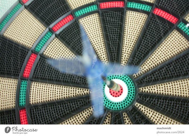 LÖCHERN Spielen Pfeil Zielscheibe Treffer Fototechnik Darts