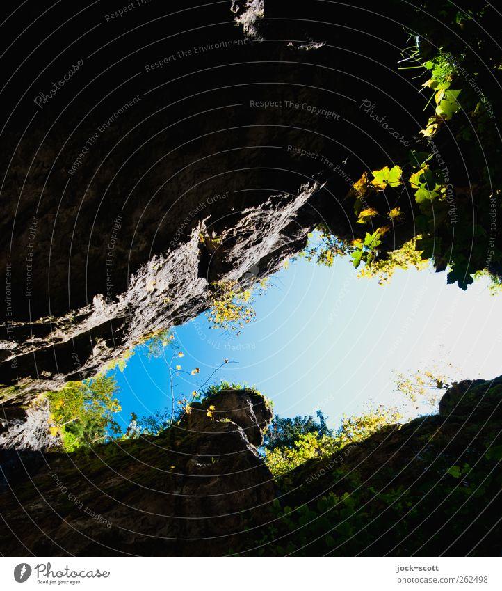 Aufbruch Natur Pflanze Tier dunkel Umwelt Berge u. Gebirge Gras natürlich Stein Felsen wild Wachstum offen Aussicht Ausflug Streifen