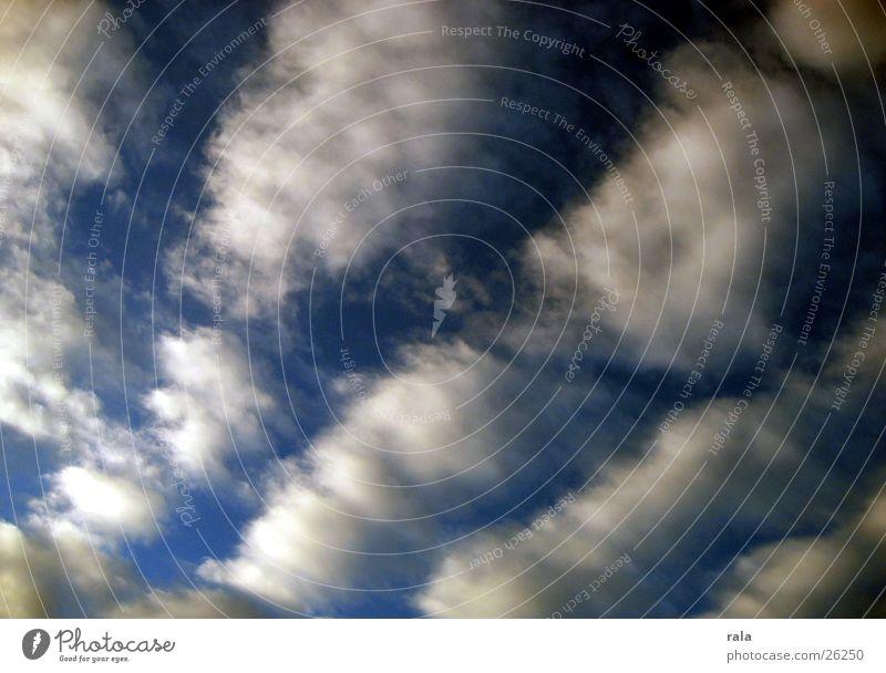 himmelswerk Himmel Wolken Herbst Wetter Gewitter Lichtspiel