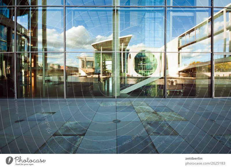 Paul Löbe und Marie Elisabeth Lüders Architektur Berlin Deutscher Bundestag Büro Deutschland Hauptstadt Himmel Himmel (Jenseits) Stadtzentrum
