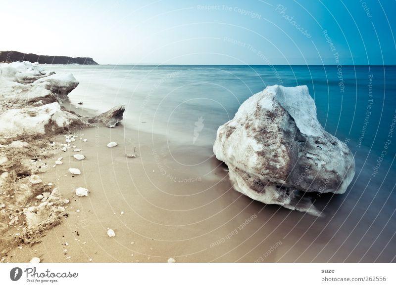 Winterfindling Himmel Natur blau Meer Strand Landschaft Umwelt kalt Schnee Küste Sand Horizont Eis außergewöhnlich Klima