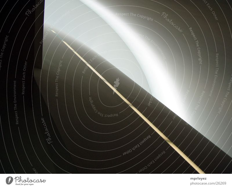 Pinakothek lichtkurve Architektur Niveau eng Museum
