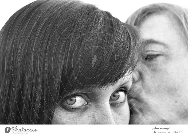 Saugstauber maskulin feminin Junge Frau Jugendliche Junger Mann Partner Auge 2 Mensch 18-30 Jahre Erwachsene 30-45 Jahre Küssen Lebensfreude Zusammensein Liebe