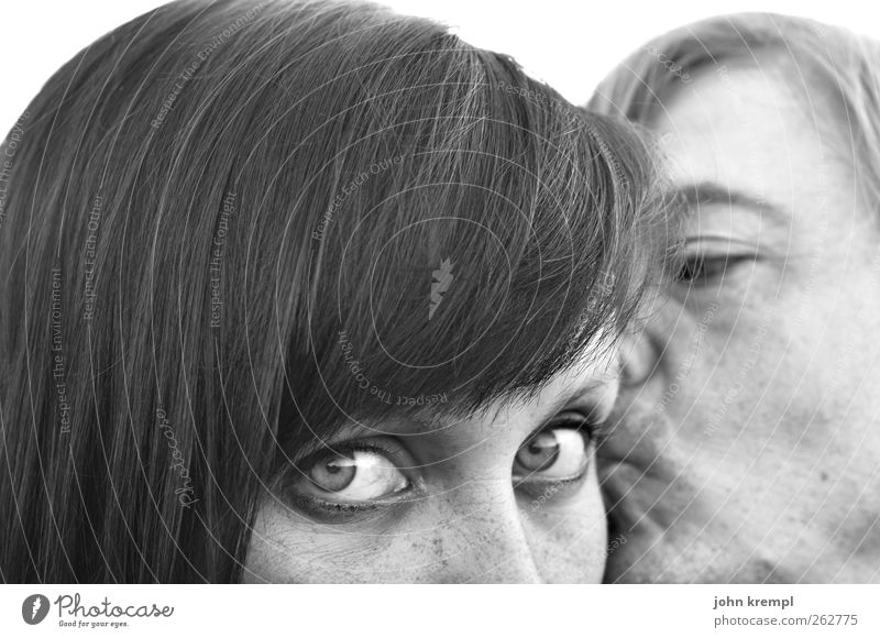 Saugstauber Mensch Jugendliche schön Erwachsene Liebe Auge feminin Zusammensein maskulin 18-30 Jahre Junge Frau Romantik Küssen Junger Mann Lebensfreude Partner