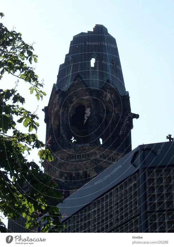 Gedächniskirche Krieg Architektur Berlin Religion & Glaube