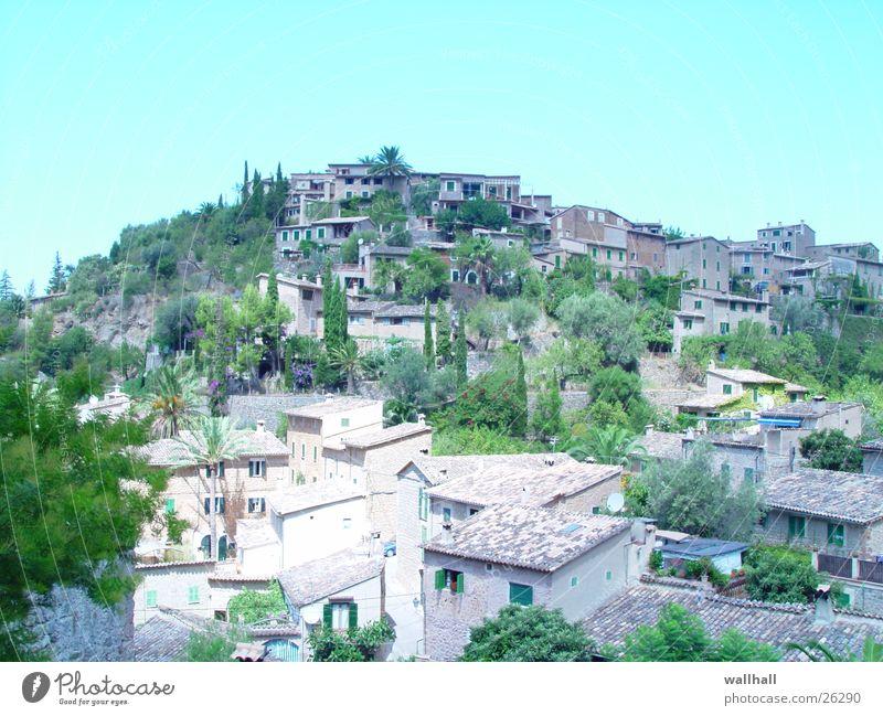 Berg Haus Berge u. Gebirge Insel Mallorca