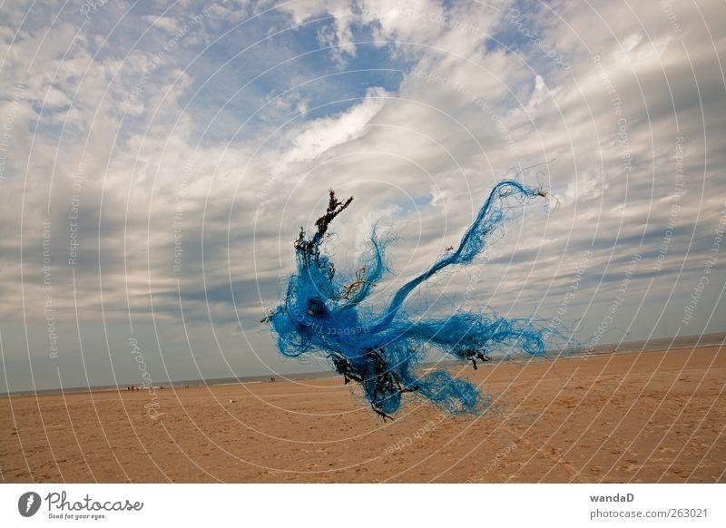 ___________ Umwelt Natur Landschaft Sand Luft Himmel Wolken Horizont Sommer Schönes Wetter Strand Nordsee Insel Menschenleer ästhetisch außergewöhnlich Ferne