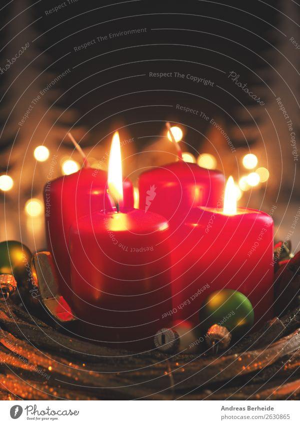 Zweiter Advent Winter Dekoration & Verzierung Musik Feste & Feiern Weihnachten & Advent Kerze Tradition Hintergrundbild second ball band bauble baubles