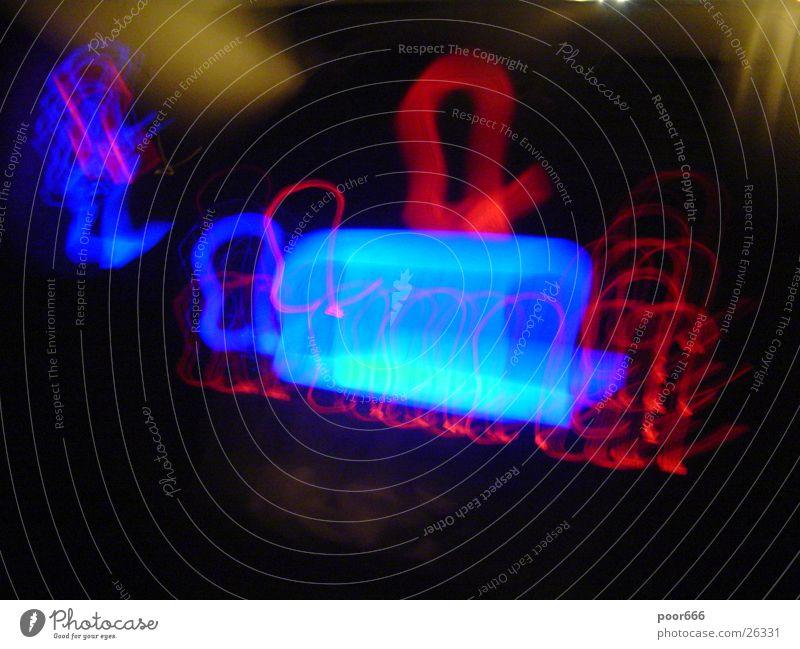 abstract car audio Verkehr Ton balck blue red