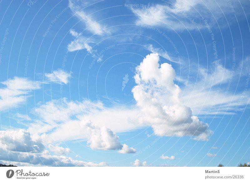 Wolken Himmel Wolken
