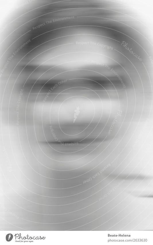 Kein Ruhestand in Sicht Lifestyle schön Gesicht Leben Wohlgefühl Zufriedenheit Mensch feminin Junge Frau Jugendliche Erwachsene Kopf wählen rennen Bewegung
