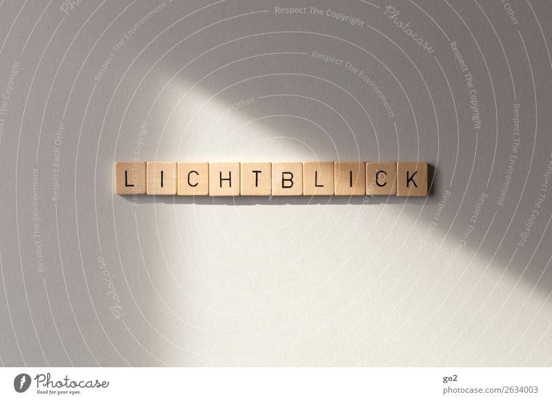 Lichtblick Spielen Brettspiel Holz Zeichen Schriftzeichen Gefühle Glück Lebensfreude Vorfreude Optimismus Erfolg Neugier Hoffnung Glaube Erwartung