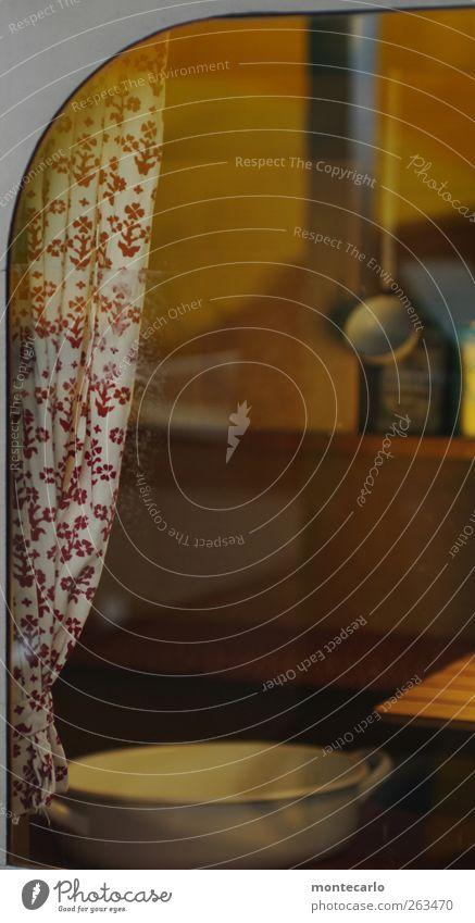 Ich sehe was...was du nicht siehst. Ferien & Urlaub & Reisen alt weiß rot Ferne Innenarchitektur Autofenster Holz Stil braun Freizeit & Hobby Raum authentisch Design Glas Dekoration & Verzierung