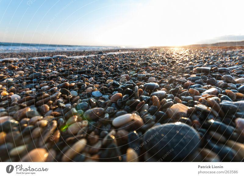 1111 memories Umwelt Natur Landschaft Pflanze Urelemente Erde Wasser Himmel Sonne Sonnenaufgang Sonnenuntergang Sonnenlicht Wellen Küste Strand Meer Stimmung