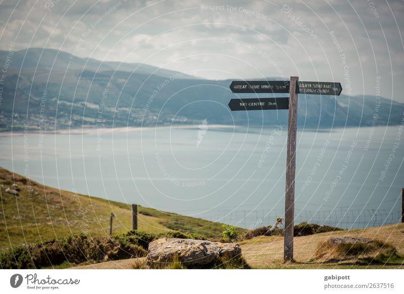 Wales | Llandudno | Great Orm Ferien & Urlaub & Reisen Tourismus Ausflug Abenteuer Ferne Sommerurlaub Sonne Berge u. Gebirge wandern Umwelt Natur Landschaft