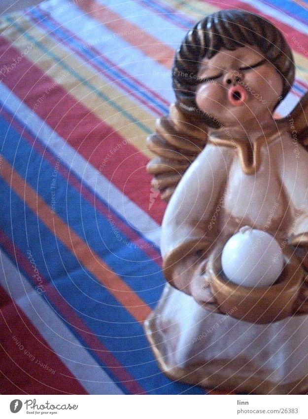 Weihnachtsengel Kerze Häusliches Leben Weihnachten & Advent Engel Tischwäsche