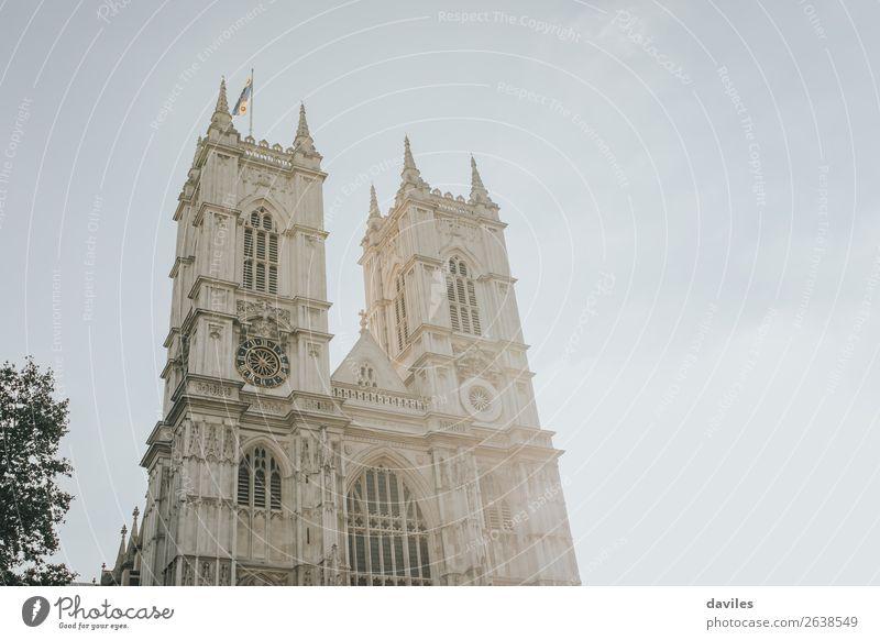 Ferien & Urlaub & Reisen Architektur Religion & Glaube Gebäude Tourismus Fassade hell Europa Kultur historisch Wahrzeichen Städtereise London Großstadt England