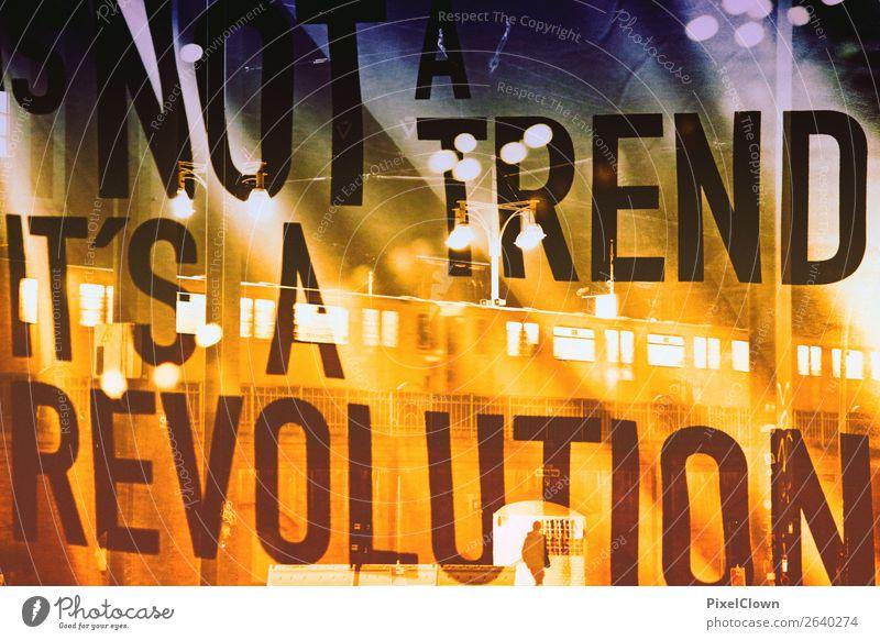 Revolution Lifestyle Ferien & Urlaub & Reisen Nachtleben Entertainment Musik Feste & Feiern Hauptstadt Bahnhof Flughafen Verkehr Verkehrsmittel Verkehrswege
