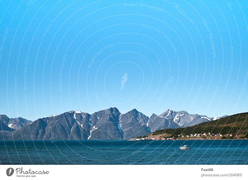 *Nordreisender* nur für Dich!!!! Natur blau Wasser weiß Pflanze Sommer Ferne Liebe Berge u. Gebirge Holz Bewegung grau Luft Kraft Felsen beobachten