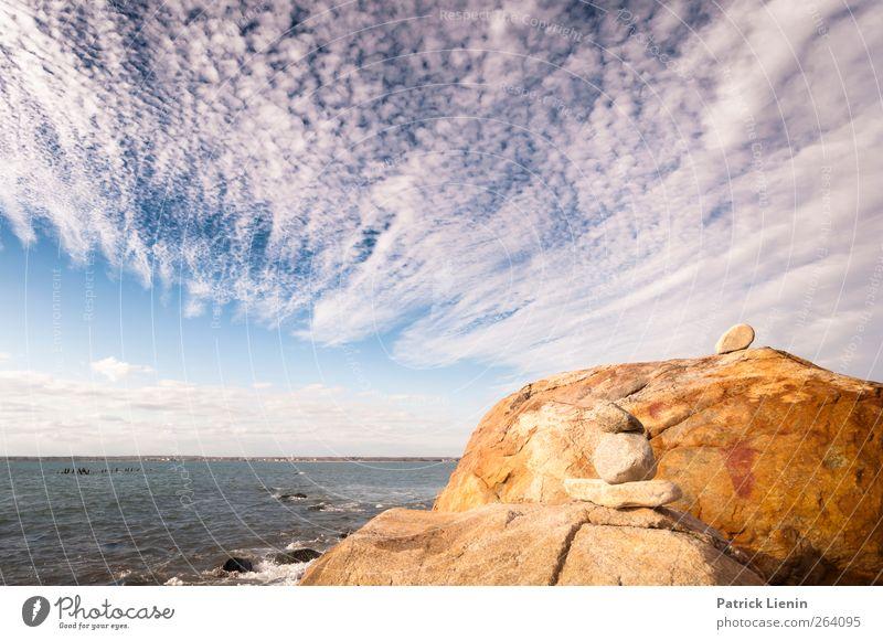*Nordreisender* Schlafender Tiger Freizeit & Hobby Sommer Sommerurlaub Sonne Umwelt Natur Landschaft Pflanze Urelemente Luft Wasser Himmel Wolken Wetter