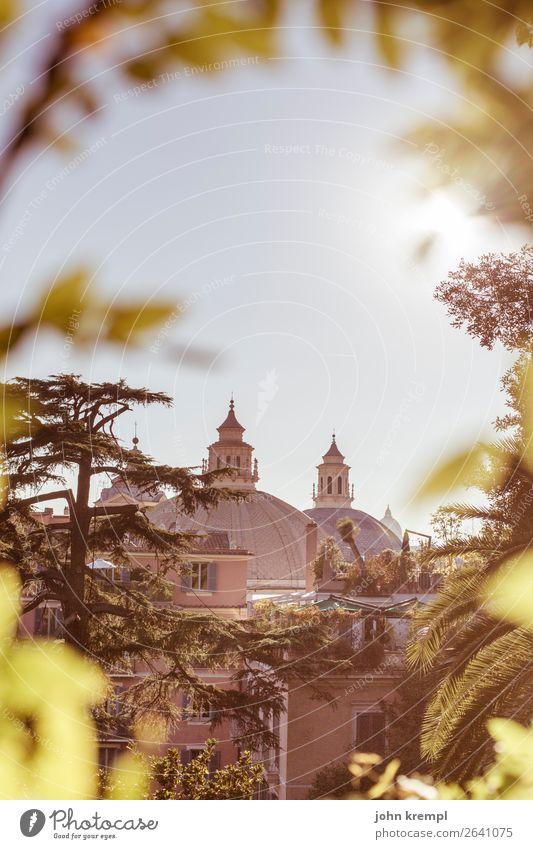 XX Rom - Italienische Kuppelshow Kirche historisch Architektur Religion & Glaube Außenaufnahme Menschenleer Sehenswürdigkeit Dom Farbfoto