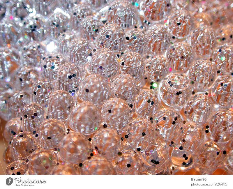 Shining Star glänzend Glas Dinge Kugel Oberfläche