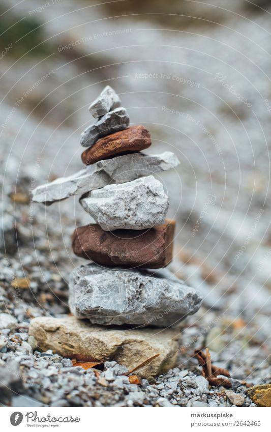 Stein Manschgerl Ferien & Urlaub & Reisen Sommer Erholung ruhig Freude Ferne Berge u. Gebirge Lifestyle Glück Tourismus Freiheit Ausflug Zufriedenheit