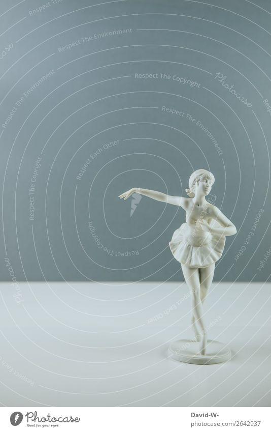 tanzen I Mensch feminin Junge Frau Jugendliche Erwachsene Leben Körper Kopf Arme Hand 1 18-30 Jahre Kunst Künstler Skulptur Theaterschauspiel Schauspieler