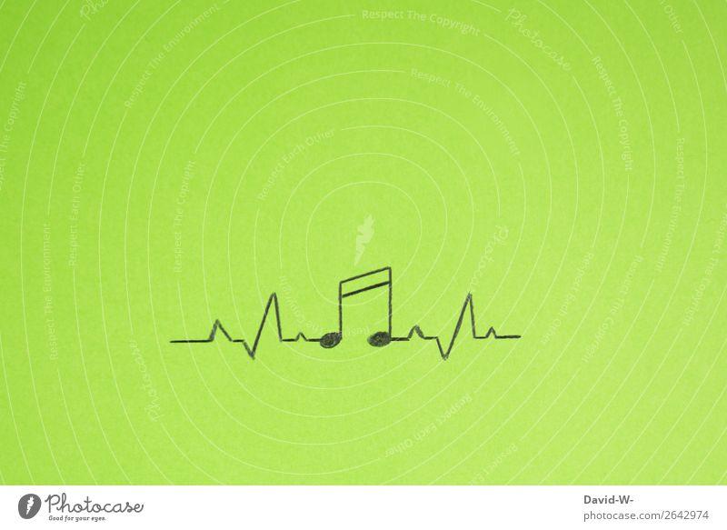 Musik ist mein Leben Lifestyle Stil Design Freude Gesundheit harmonisch Zufriedenheit Erholung Freizeit & Hobby Mensch Kunst Künstler Kunstwerk Kultur
