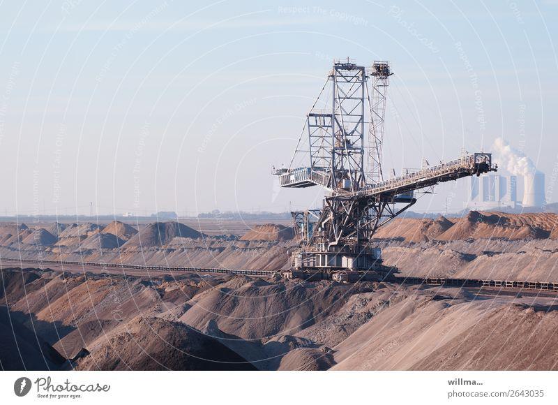 Energie & Umwelt Arbeitsplatz Braunkohlentagebau Energiewirtschaft Technik & Technologie Stromkraftwerke Heizkraftwerk Fernwärme Klimawandel Kohleausstieg