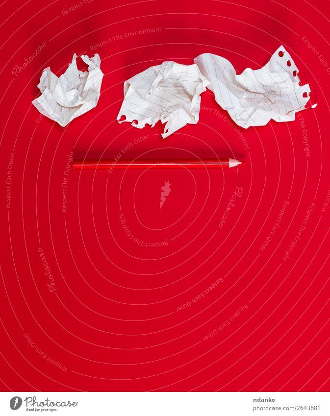 weiß rot Holz Business Schule Büro Papier schreiben Schriftstück Schreibstift Zettel Bleistift Mitteilung Konsistenz Notizbuch blanko