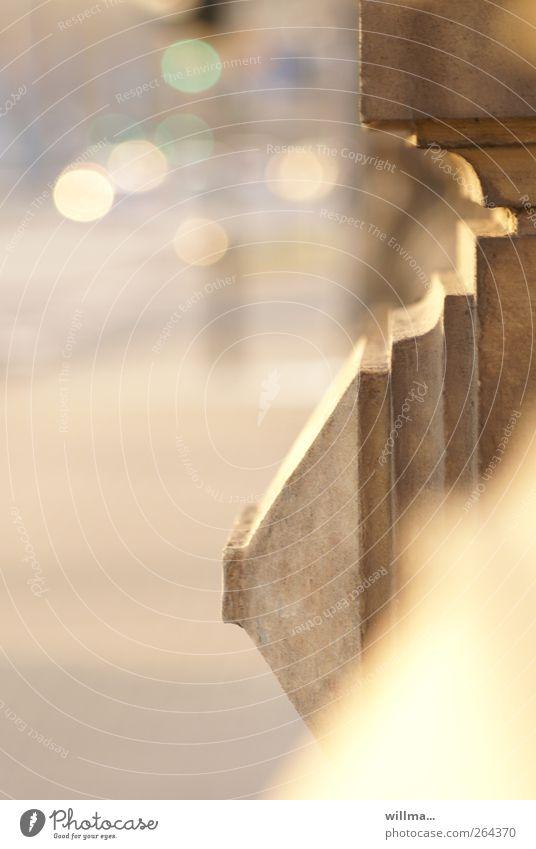 stadt.erotik Haus Erotik Architektur Gebäude Fassade Beton ästhetisch Brust Säule Altbau Stadtlicht Gebäudeteil