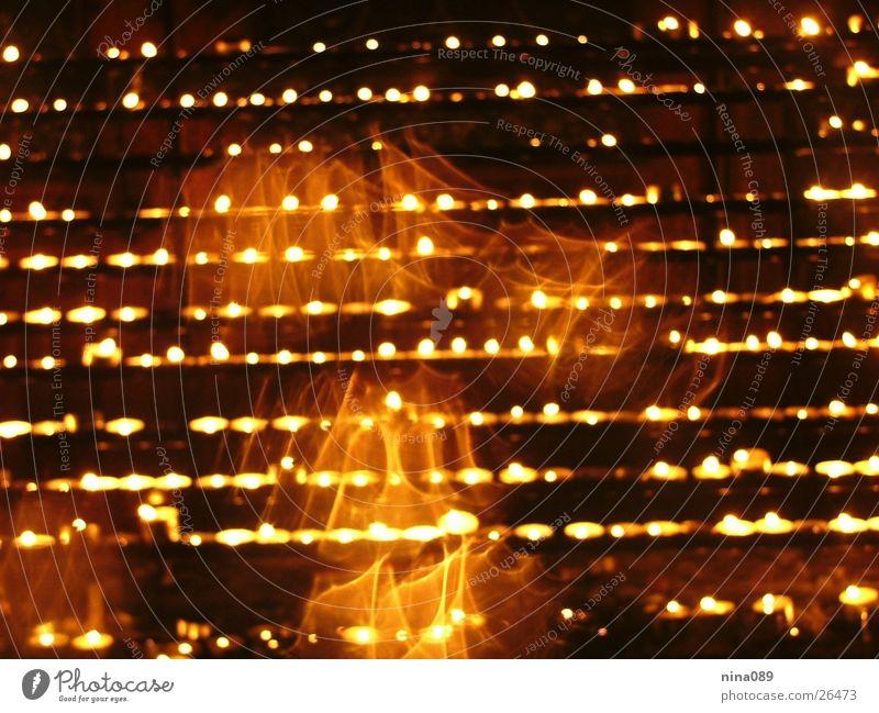 Feuer und Flamme Brand Kerze Flamme Fototechnik