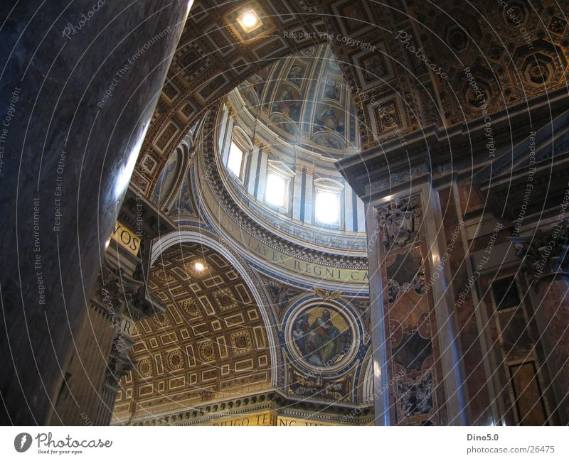 Petersdom Religion & Glaube Architektur Rom