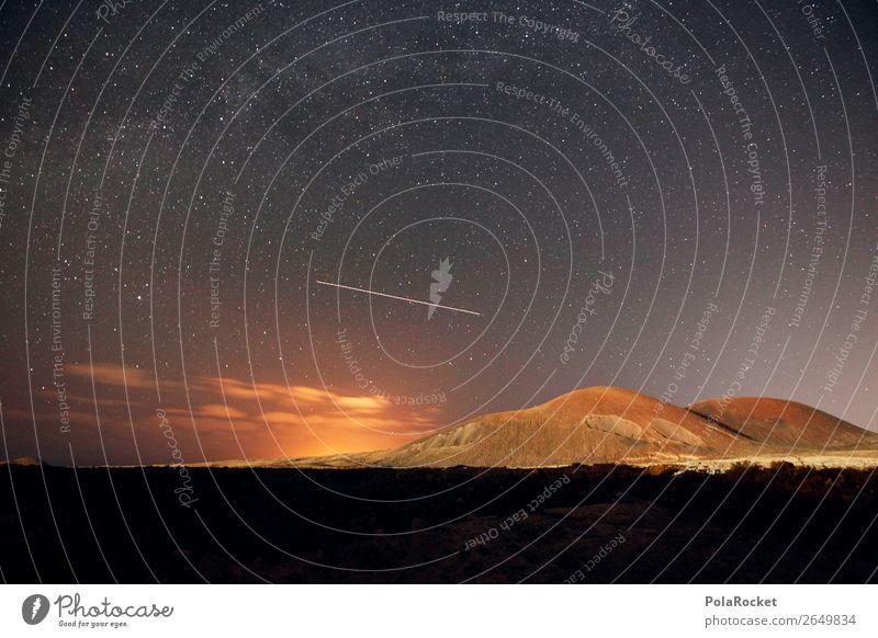 #AS# Himmelszelt Umwelt Natur Landschaft Klima Klimawandel ästhetisch Langzeitbelichtung Sternenhimmel Himmel (Jenseits) himmelwärts Weltall Farbfoto