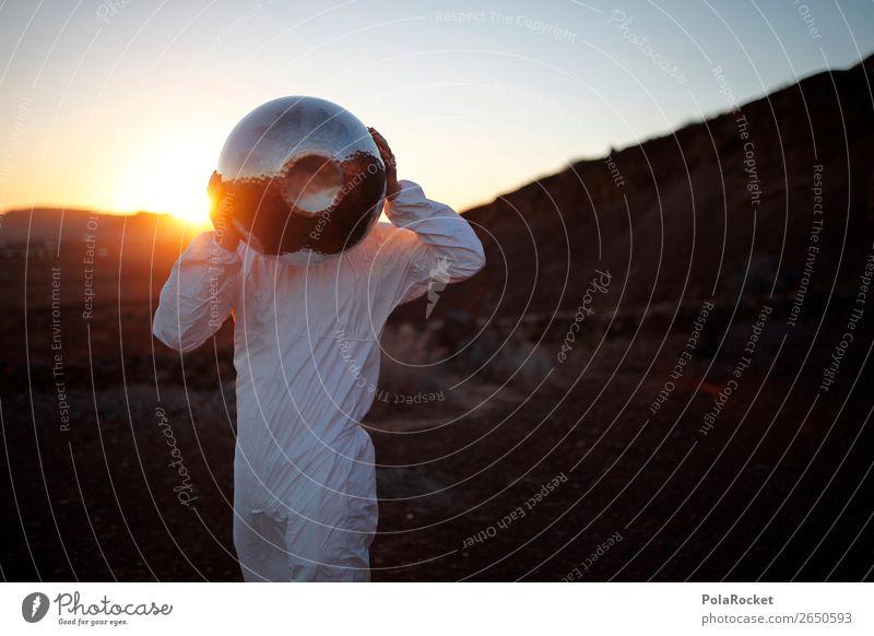 #AS# hello Mensch maskulin Junger Mann Jugendliche ästhetisch Kunst Astronaut Astronomie Astrologie Weltall entdecken Mars Marslandschaft Marsianer außerirdisch