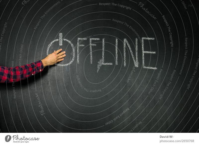 OFFLINE Bildung Schule lernen Tafel Prüfung & Examen Wirtschaft Güterverkehr & Logistik Business Mittelstand Unternehmen Arbeitslosigkeit Feierabend Mensch