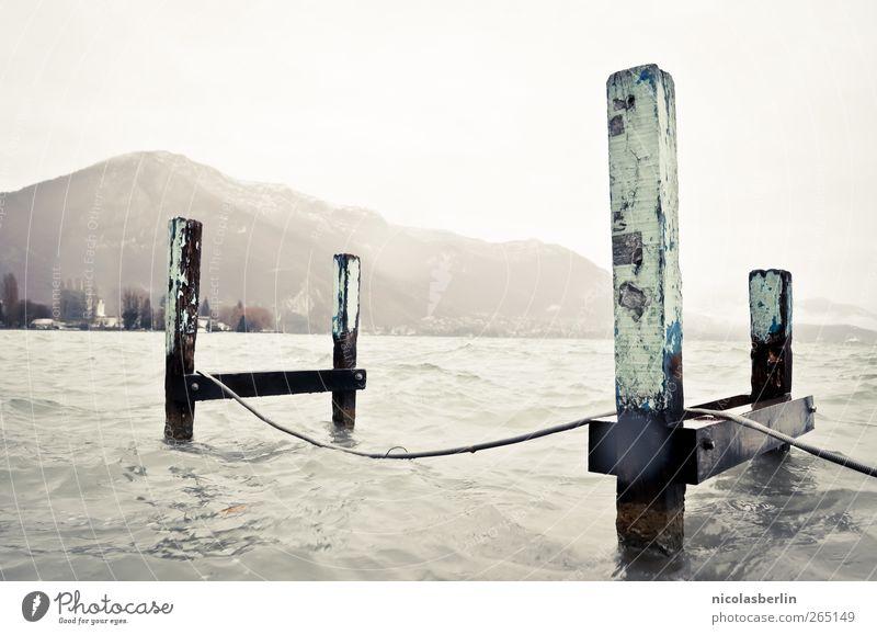 Man kann keine neuen Ozeane entdecken, .. schön Ferien & Urlaub & Reisen Einsamkeit Ferne Gefühle Freiheit Traurigkeit träumen Kraft Angst nass Ausflug