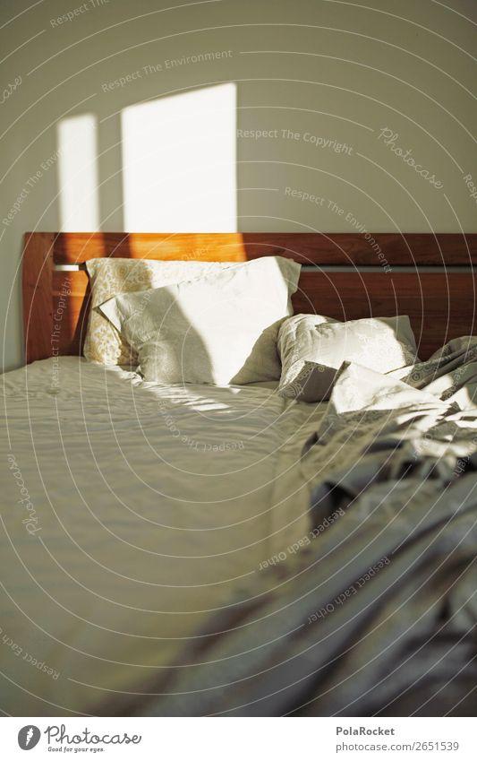 #AS# relaxing times Kitsch Krimskrams ästhetisch Bett Bettwäsche Bettdecke Bettlaken Bettgestell Kissen Decke kuschlig ruhig schlafen Farbfoto Gedeckte Farben