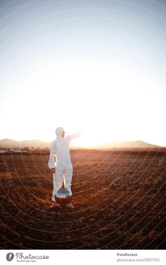 #AS# A.L.I.E.N. Kunst ästhetisch Mars UFO Marslandschaft Marsianer Mond Astronaut Astronomie Astrologie Astrofotografie verkleidet verkleiden Kostüm dumm