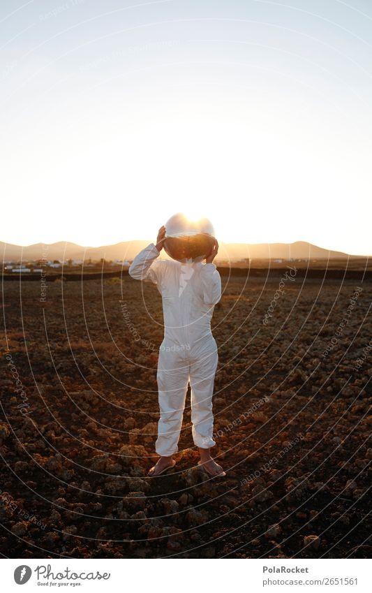 #AS# HelmAbnahme Kunst Kunstwerk Gemälde ästhetisch Astronaut Astronomie Astrologie Astrofotografie Helmdach Kostüm Karnevalskostüm Mars Marslandschaft